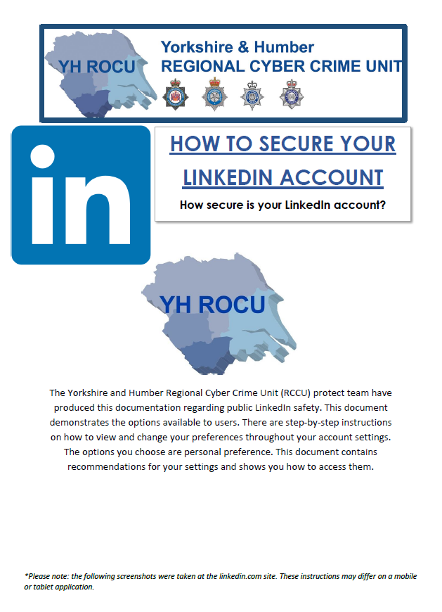 Linkedin Social Media Guide